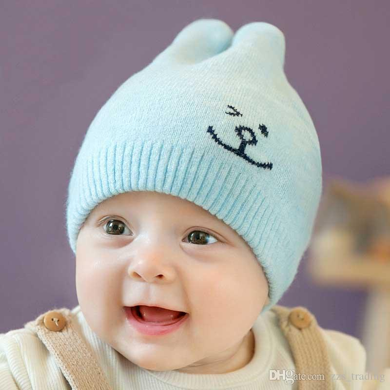 New Unisex Newborn Baby Boy Girl Toddler Infant Cotton Soft Cute Hat Cap Beanie Children Kids Boys Girls New Arrival Clothing 2020 From Undefined 3 96 Dhgate Mobile