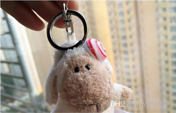 latest product Lay with ornament cloth ollyCandy candy abb toy car key chain backpack bag accessories