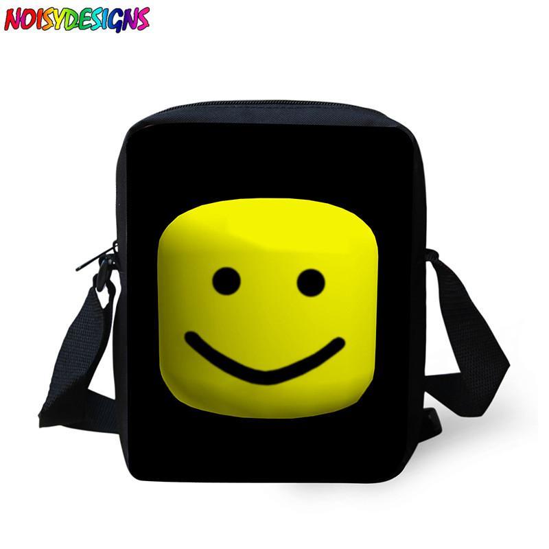 Messenger Bag Roblox Games School Bag Mini Children Cartoon 3D Printing  Cross Body Kids School Supplies For Boys Girls Student Crossbody Purse Cute  Purses ... 00c589164fd5c