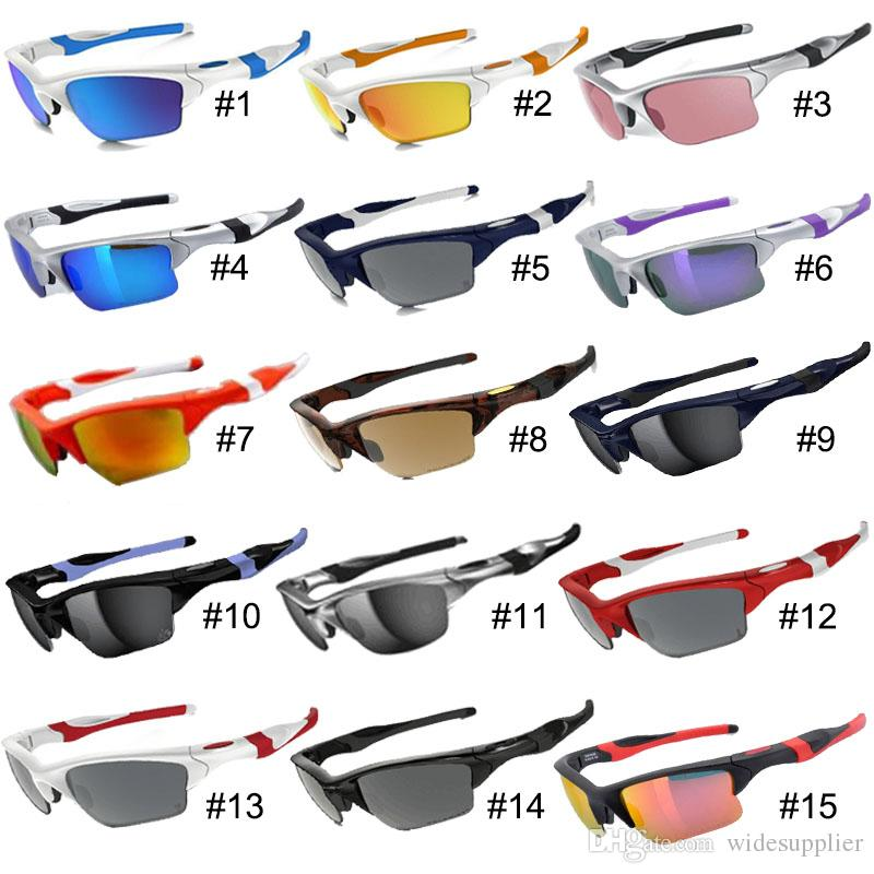 New Arrival Popular Brand Designer Sunglasses for Men and Women Outdoor Sport Driving Glasses Dazzle Colors Nice Faces Sun Shades