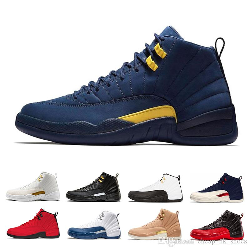 huge discount 9123c 81a9f ... promo code for großhandel nike air jordan retro 12 mit box 12 männer basketball  schuhe international