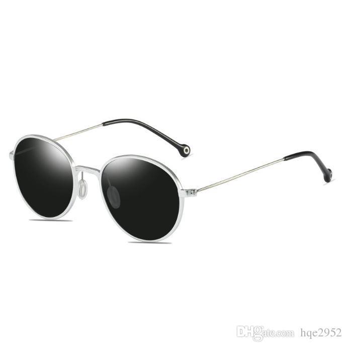 e417948ea7 2018 New Arrival Sunglasses 6508 Men S Driving Polarized Sunglasses For Men  Women Al Mg Metal Frame Ultra Light Special Eartip With Pouch Prescription  ...