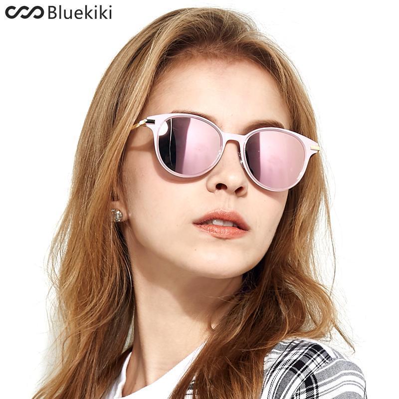 b67a0a06a2 Wholesale KIKI Women Polarized Sunglasses Brand Designer Cat Eye Driving  Sun Glasses Round Brand Designer Gafas Cat Eye Sunglasses Sunglasses Brands  Best ...