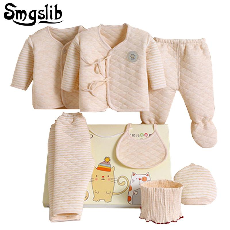 778c666b7164 2019 Baby Girl Winter And Fall Clothes Cotton Infant Underwear ...
