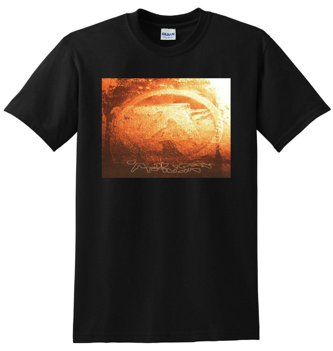 APHEX TWIN T SHIRT selected ambient works vol 2 SMALL MEDIUM LARGE XL