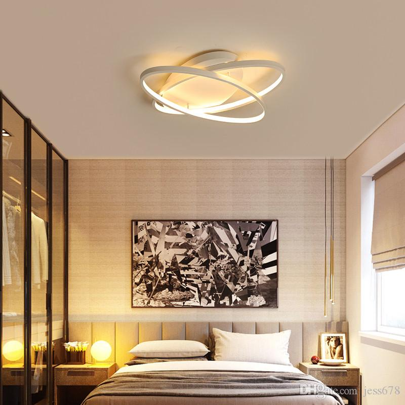 2018 Jess Led Ceiling Lights Luminaire Plafonnier For Living Room ...