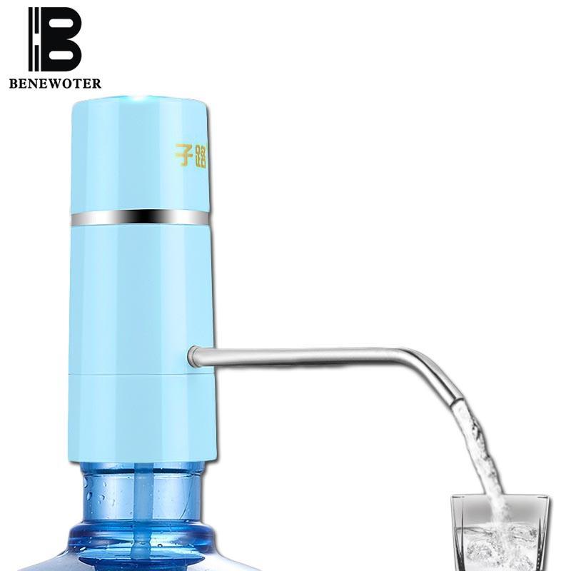 Großhandel Einfache Pumpe Wasserhahn Wasserhahn Drahtlose