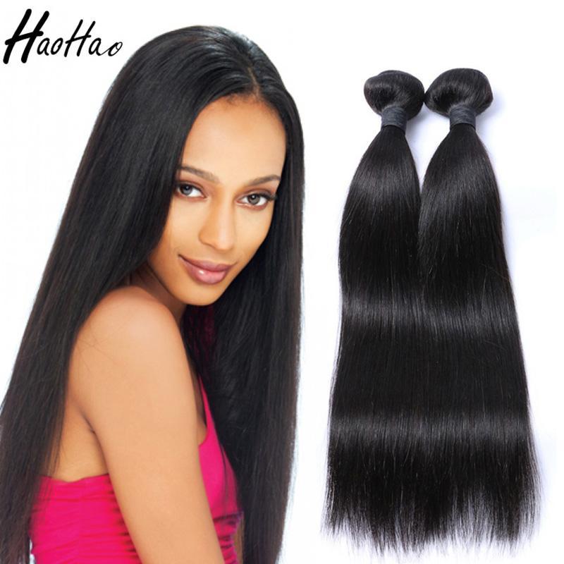 Raw Hair Weft Product Brazilian Straight Body Wave Deep Wave Kinky