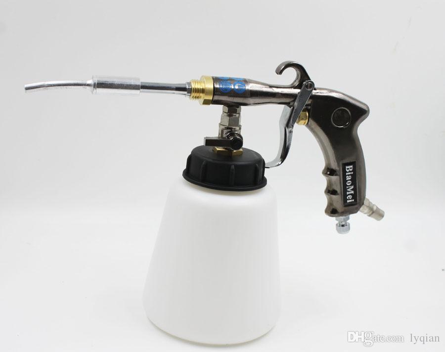 z-020air control high pressure cleanning alloy japanese bearring tube tornador gun for car wash in high quality car washer tornador gun