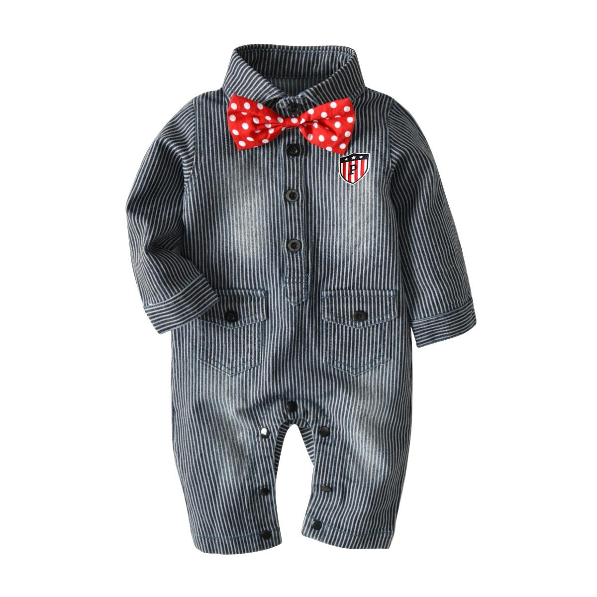 16989ba5f5ce 2018 Spring Autumn Baby Boy Clothing Long Sleeved Baby Boy Clothes ...