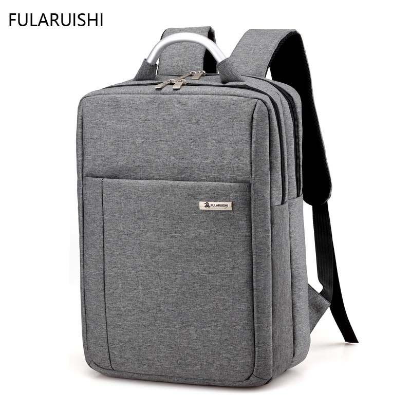 954f0c1ff4b2 Men Business Shoulder Bag Retro Bagpack Women Notcomputador Hand Bags Man Office  Brand Laptop Bag Bolsas Masculina College Backpacks Girl Backpacks From ...