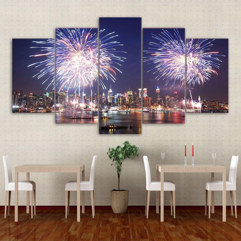 Acheter Toile Affiche Mur Pour Salon Décoration De La Maison 5