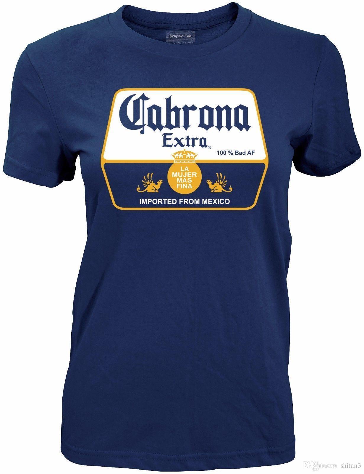 84b7cb3f02e28 Compre Camiseta Para Mujer Cabrona Extra