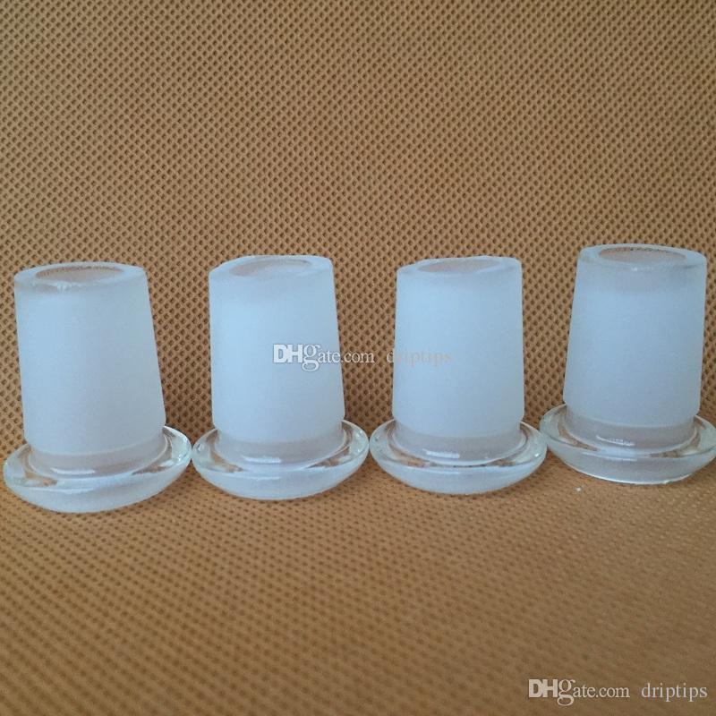 10mm ~ 14mm 소형 크기 감속기 연장 어댑터 커넥터 18.8mm 남성 14.5 암컷 유리 어댑터 접지 조인트 유리 봉 어댑터