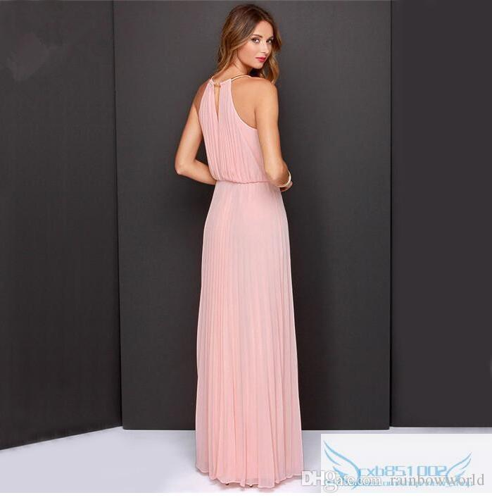 167f3a38be New Design Bohemian Maxi Rompers Summer Dresses For Women 2018 ...