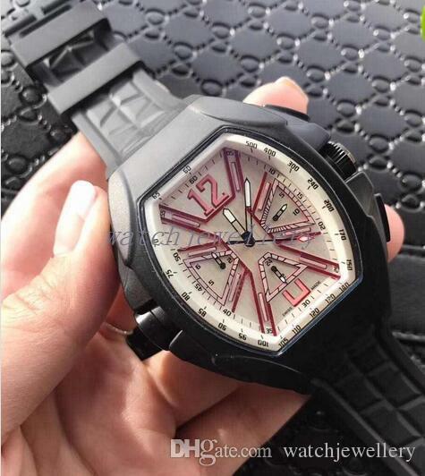 reloj de pulsera de pulsera de lujo de lujo para hombre del mejor reloj.