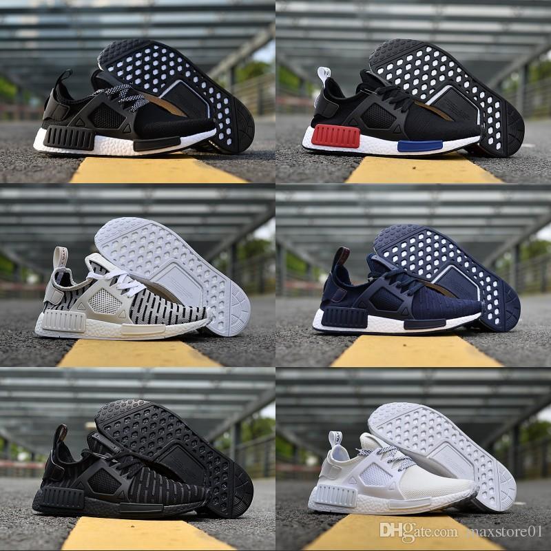 3d87d9383 2018  XR1 PK Running Shoes Cheap Sneaker XR1 Primeknit OG PK Zebra ...