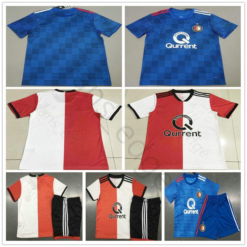 2e3393cd9 2019 18 19 Thai Quality Soccer Jerseys VILHENA JORGENSEN V.PERSIE LARSSON  BERGHUIS BOETIUS Custom Home Away Men Kids Youth Football Shirt From  Fans edge