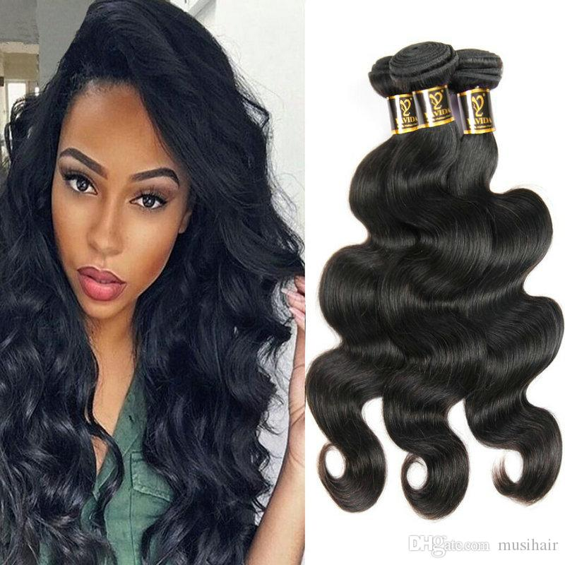 The Best Virgin Eurasian Body Wave Hair Extensions With Long Life