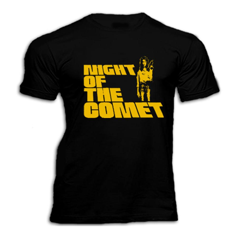 NIGHT OF THE COMET 80s Movie T Shirt Cool Casual pride t shirt men Unisex New Fashion tshirt Loose Size top ajax 2018 funny