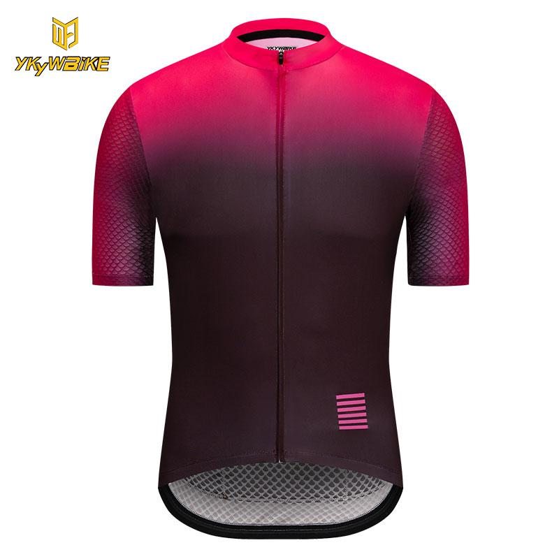 3c447a768 YKYWBIKE 2018 Cycling Jersey Summer Racing Cycling Clothing Ropa ...