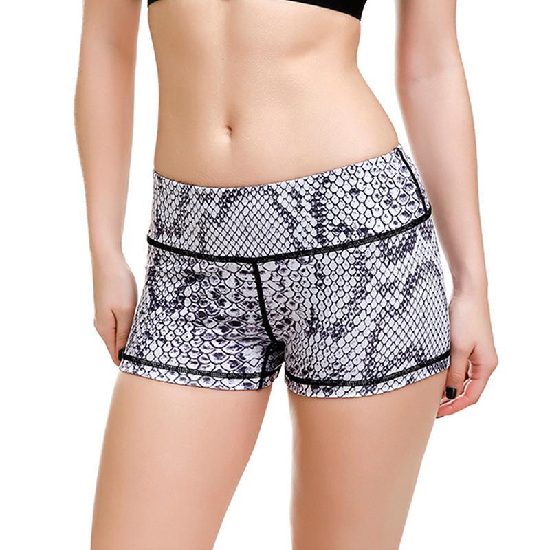 744d3172fa Women Yoga Shorts Ourdoor Sportswear Female Breathable Slim Clothes ...
