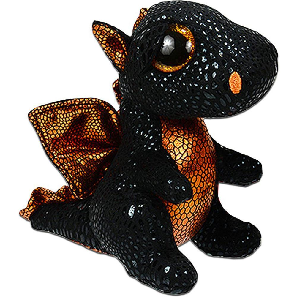 cb6a5da400e 2019 Pyoopeo Ty Beanie Boos 6 15cm Merlin The Dragon Plush Regular Soft Big  Eyed Stuffed Animal Collection Doll Toy With Heart Tag From Heathera