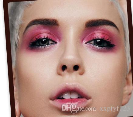 2017 6 farben auf der karte Si LAN gute Meerjungfrau Lidschatten Rosa Diamant lidschatten glitter pulver hohe mineral make-up