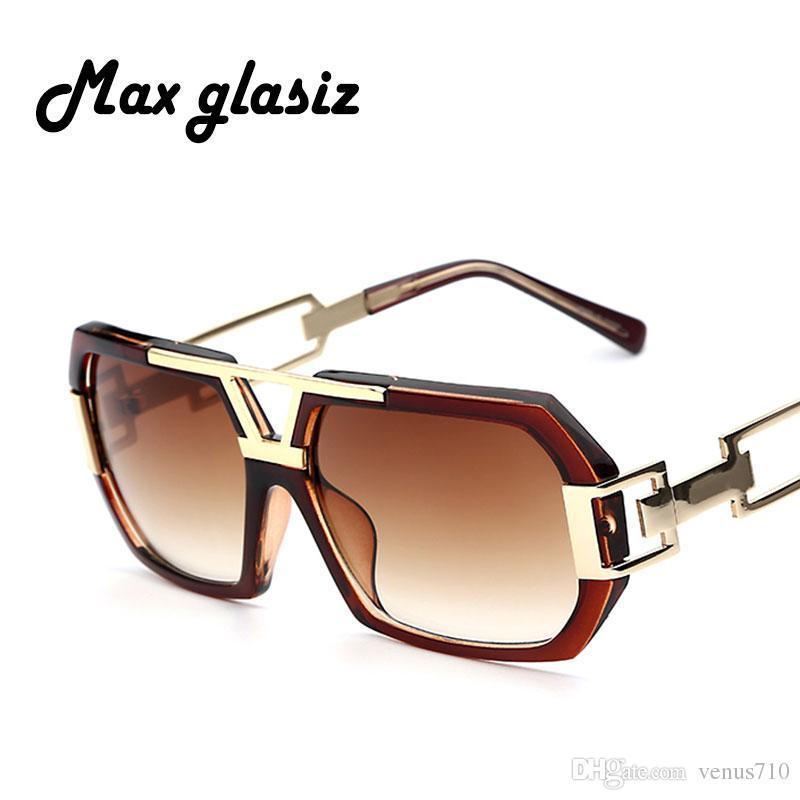 Großhandel Wholesale New 2017 Square Men Fashion Shades Sonnenbrille ...