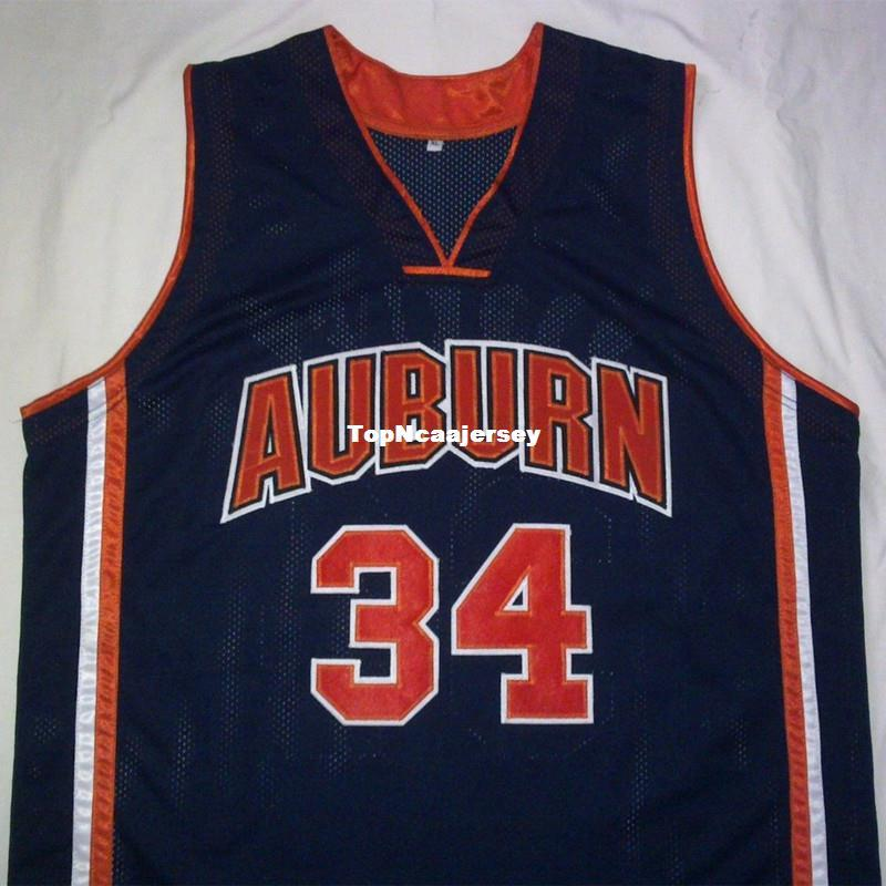 239676c8dde 2019 Cheap Custom CHARLES BARKLEY Auburn University Navy Black Basketball  Jersey Embroidery Stitched Customize Any Size And Name From Topncaajersey,  ...