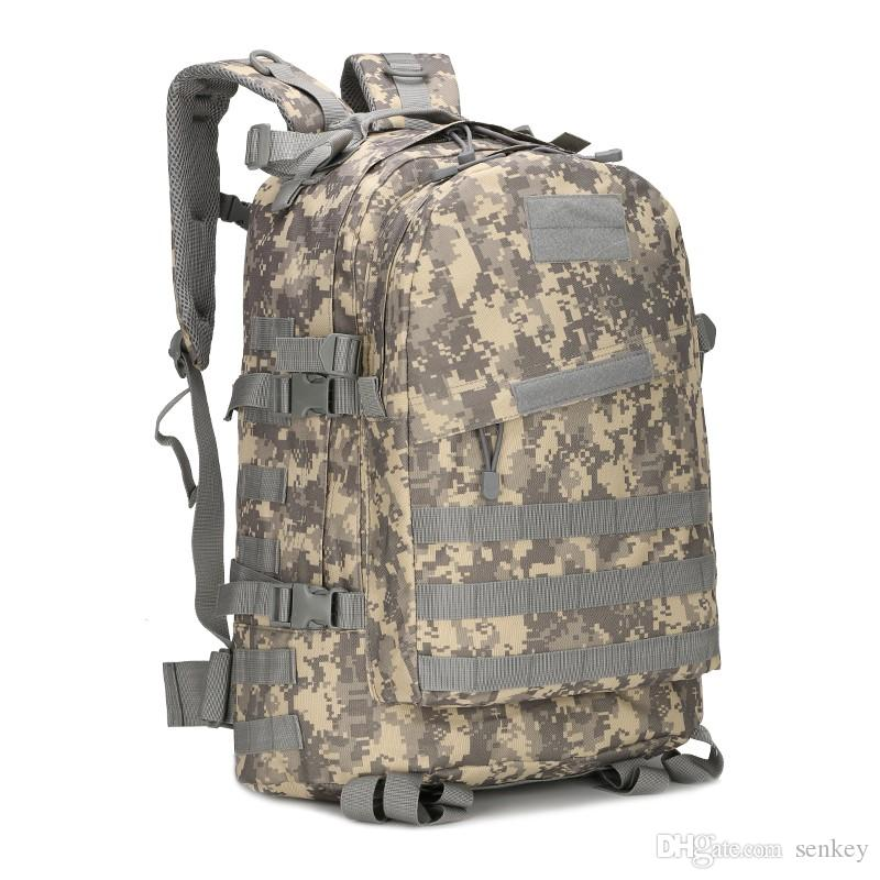 8230742a05 Military Army Backpack Trekking Camouflage Rucksack Molle Tactical Bag  Camping Sac De Sport Bags Travel Backpacks School Bags Messenger Bags From  Senkey, ...
