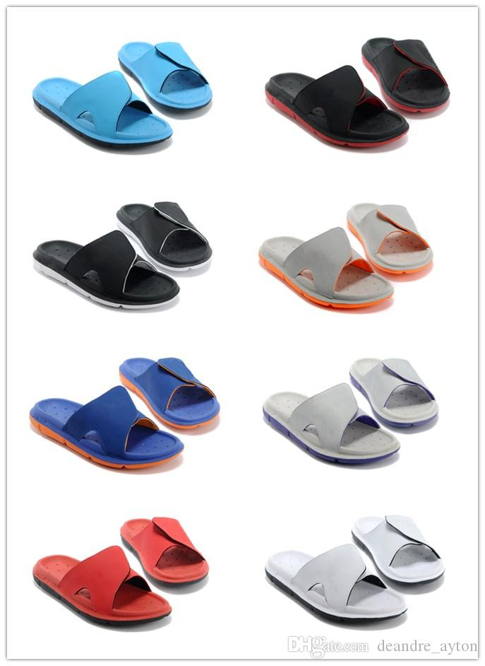 With Box Fashion New Designer X Slippers Sandals Hydro Slides Mens ... 7ced3d769