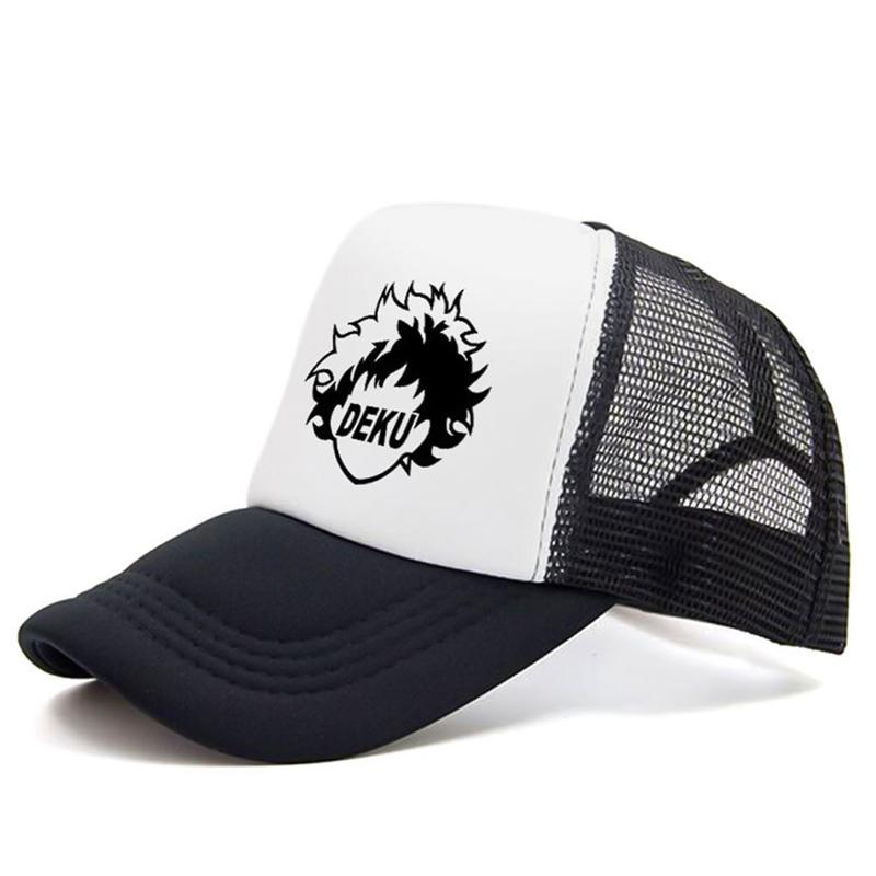 Compre Meu Herói Academia Chapéu Midoriya Izuku Bonés De Beisebol Snapback  Caps Chapéus Boku No Hero Academia Casual Ajustável Sol Mesh Hats De  Nectarine99 557c22167a0