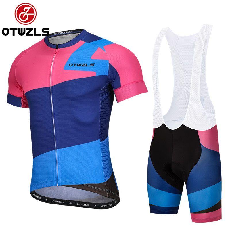 2018 Cycling Jersey Set Men Summer Reflective MTB Cycling Clothing Pro Team Mountain  Bike Jersey Short Sleeve Cycling Shirts Set Bike Shirts Biking Clothes ... 414cf3807