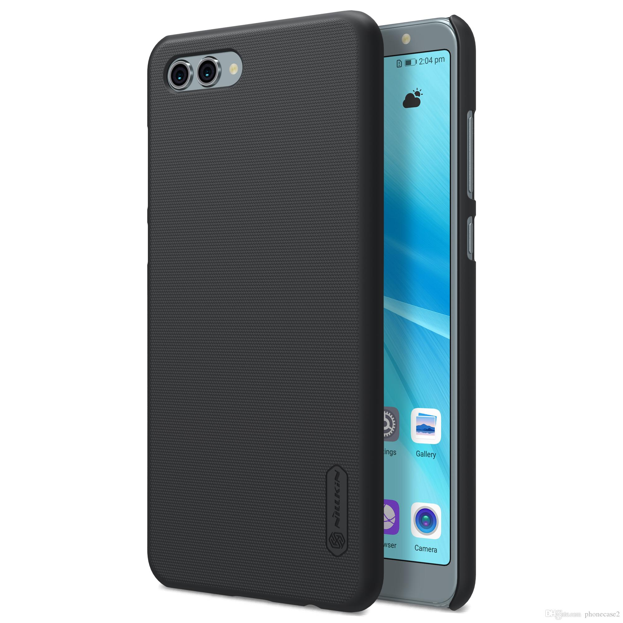 defcc07ef6cf SFor Huawei Nova 2S Case NILLKIN Super Frosted Shield Back Cover SFor Huawei  Nova 2S Case Hard PC With Free Screen Film Cell Phone Wallet Cheap Cell  Phone ...