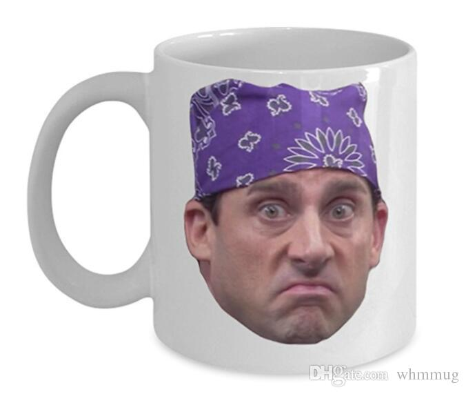Office coffee mugs Workplace Prison Milk The Office Merchandise This 11 Oz Tv Show Inspired Michel Scott Dwight Kelly Jim The Office Coffee Mug Cup Is Perfect Best Custom Mugs Best Dhgatecom Prison Milk The Office Merchandise This 11 Oz Tv Show Inspired