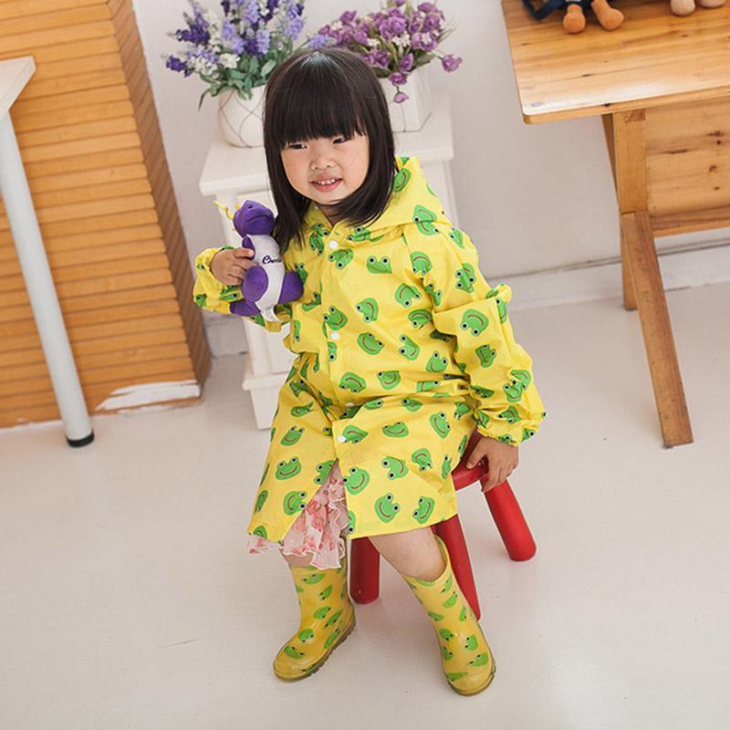 child raincoat