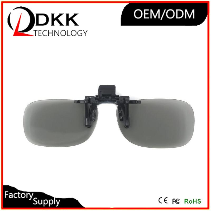 f60a883f2a1 Newest Round Polarized 3D Glasses Clip Type For Myopia Near Sightedness 3d  Dimensional Glasses Watching 3D Movies RealD Cinema 3d Plasma Tv 3d  Sunglasses ...
