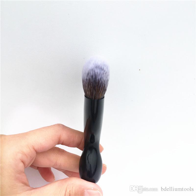 PRO Airbrush Perfector # 51 / Pro Contour Kabuki # 82 - فرشاة ماكياج الكل في واحد لمؤسسة Shaping Sculpting