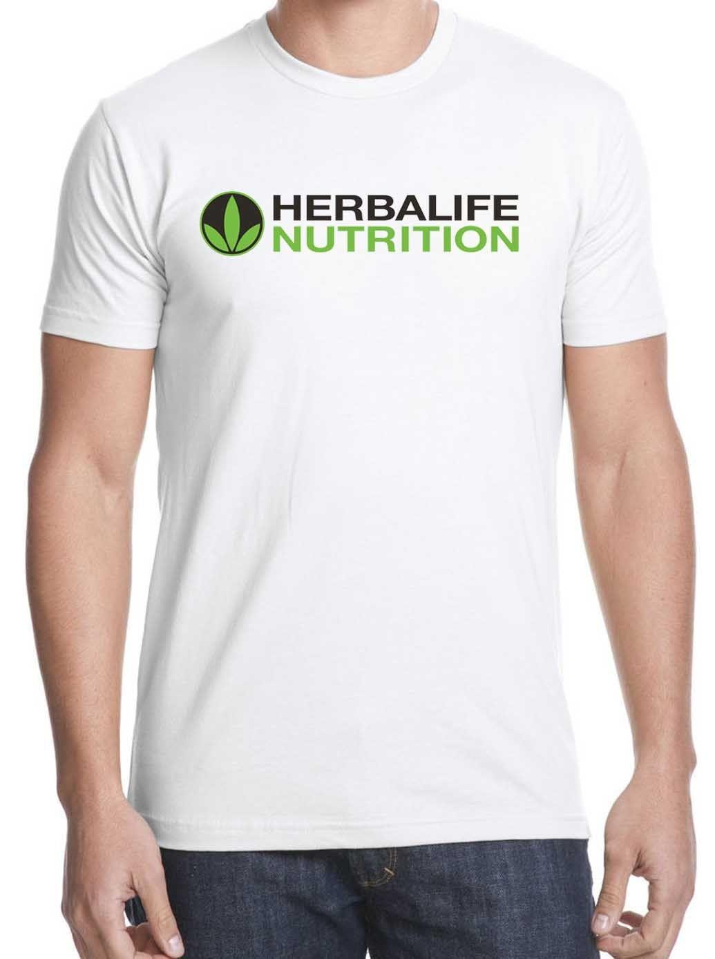 159d6494 Herbalife Nutrition Logo Cotton Shirt S 2XL Best Sites For T Shirts Tee  Shirt Deals From Honhui, $23.55| DHgate.Com