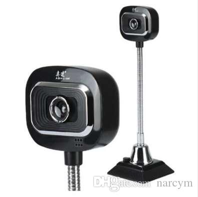 Webcam HDWeb Camera for Skype with Built-in HD Microphone USB Plug n Play  Web Cam, Widescreen Video