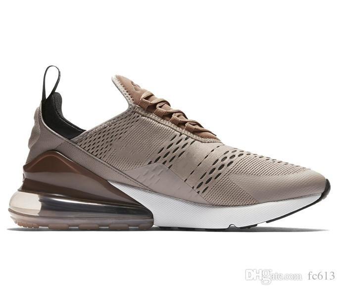 7e1c9c19beb New Design 2018 Air Vapor 270 Mens Women Running Shoes Flair Triple ...