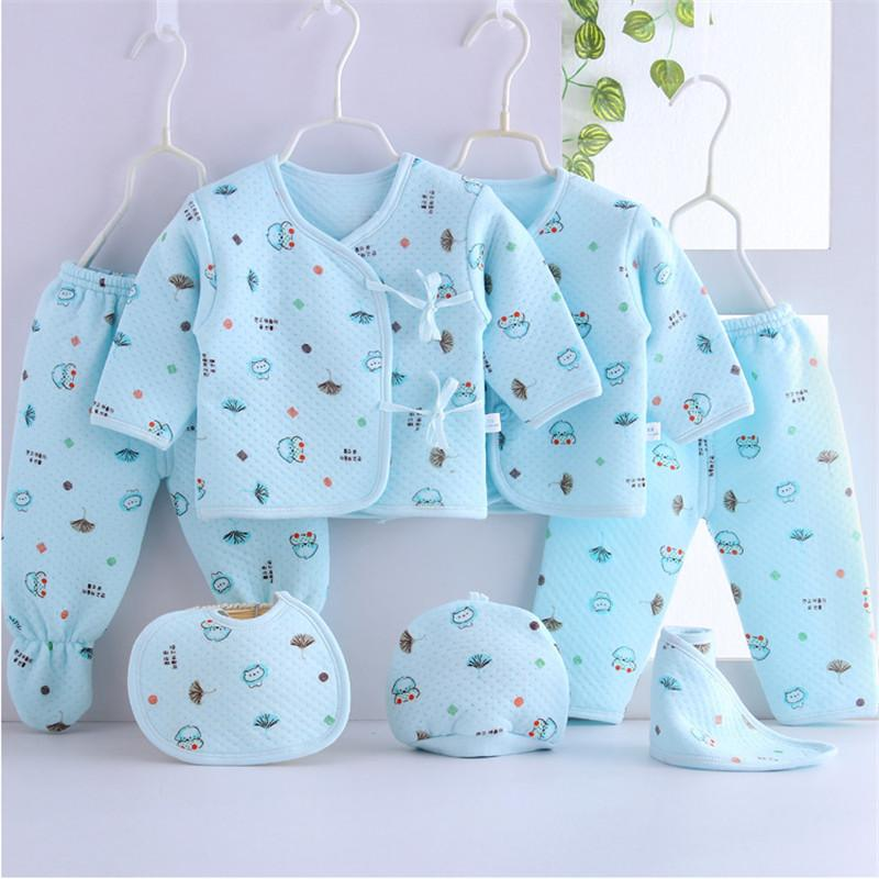 d049d8ea7 2019 Newborn Baby Clothing Sets Gift Underwear Suits Infant 100 ...