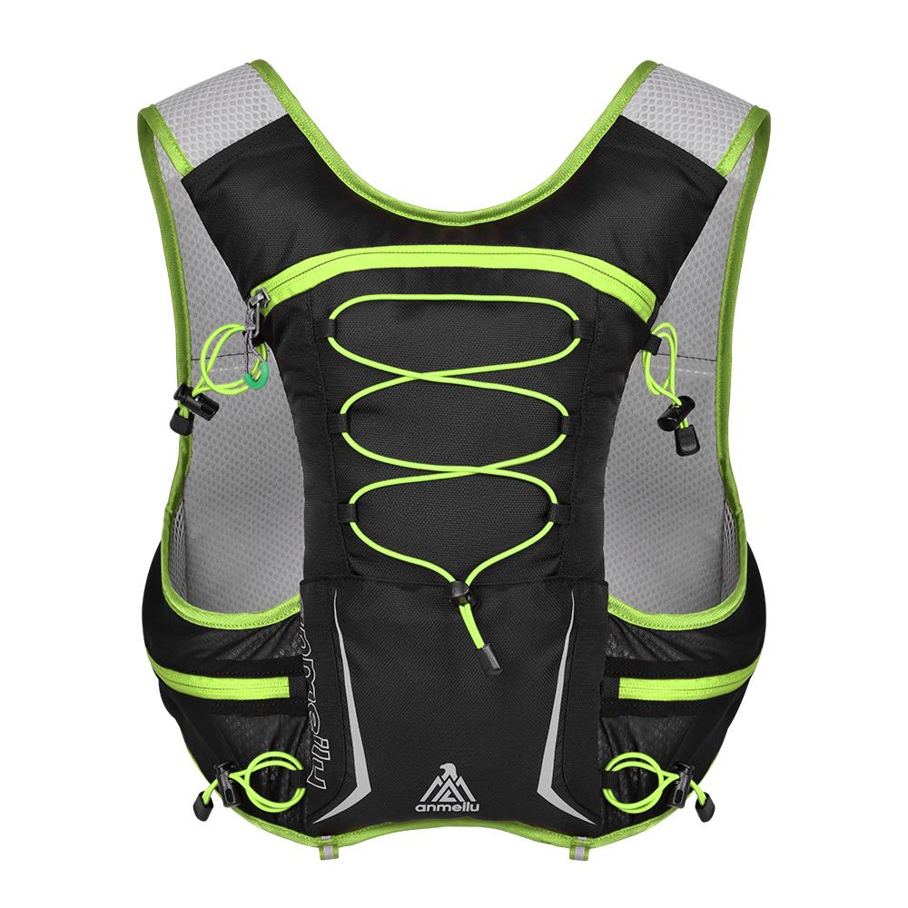 39b5c9c63696 ANMEILU 5L Running Backpack Outdoor Reflective Running Vest Hydration Vest  Pack Bag Marathon Jogging Hiking Cycling Backpack Running Bags Cheap  Running Bags ...