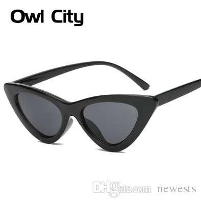 Ojo City Vintage De Gato Eyewear Compre Owl Mujeres Gafas Sol hrdCstxQB