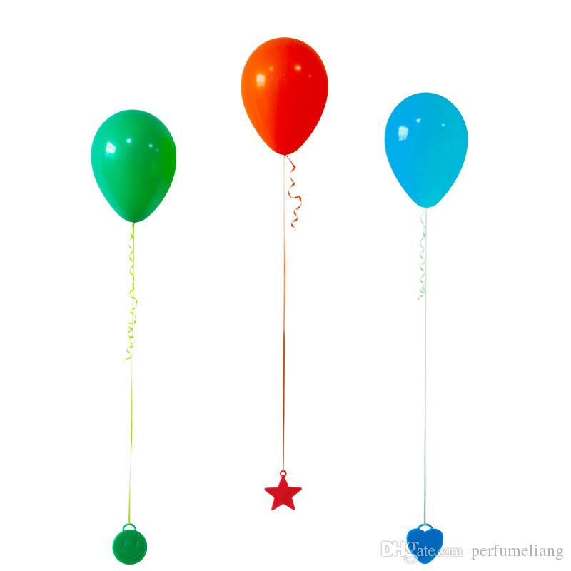 Balloon Pendant Foil/Helium Balloons Bearing Pendant Balloon Falling Weight Block Accessories Party Decor ZA6621