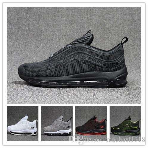 97 OG TPU Running Shoes Bullet 2018 Undefeated For Men Casual Sneakers Women Air Cushion Hiking Athletic Sneakers Sport Shoes 36-46 pay with paypal OXsmQ
