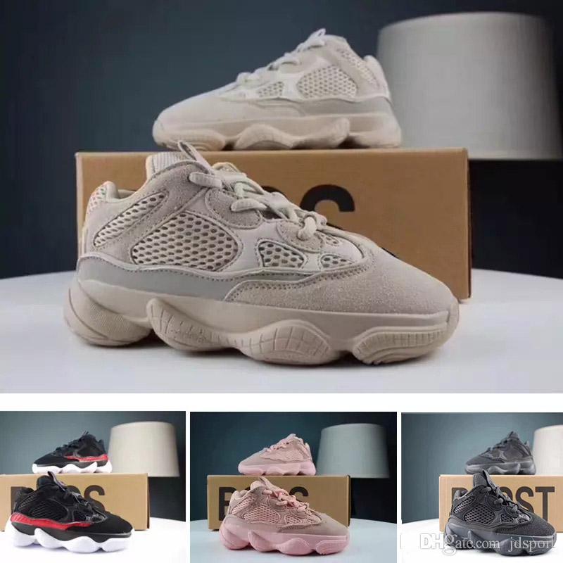 fcb453595 2019 Blush Desert Rat Infant 500 Runners Kids Running Shoes Utility Black  Baby Boy Girl Toddler Youth Trainers Designer Children Sneakers From  Jdsport