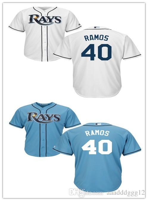 size 40 962f8 97838 Men s Tampa Bay Rays Wilson Ramo Jersey