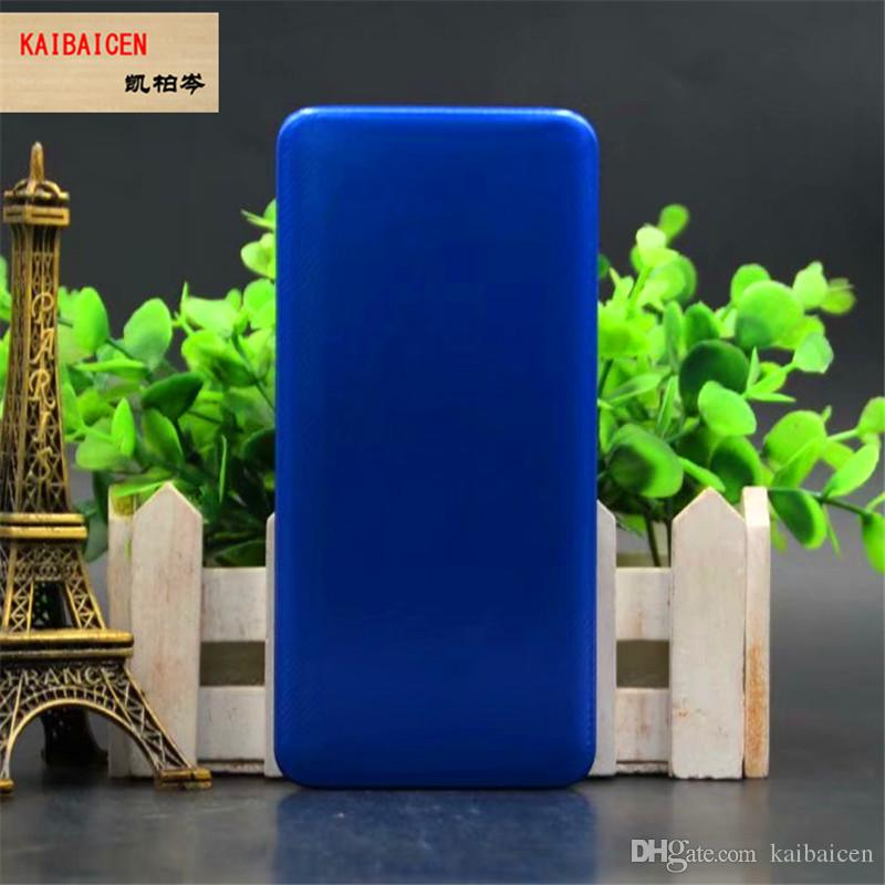 For VIVO Y97 Y83 X23 V11 V11 Pro Case Cover Metal 3D Sublimation